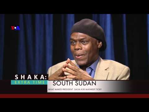 What Makes S Sudan's Leaders Tick