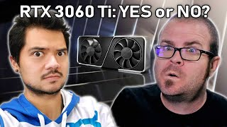 RTX 3060 Ti: Yes or No? - Awesome Hardware #245