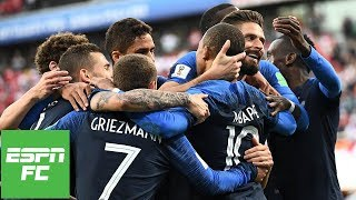 Steve Nicol: France is failing to impress at 2018 World Cup | ESPN FC