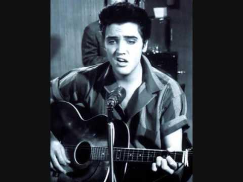 Elvis Presley: A Little Less Conversation