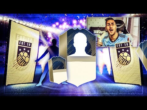 ICÔNE ET ENORMES JOUEURS !!! FIFA 18 TOTY PACK OPENING thumbnail