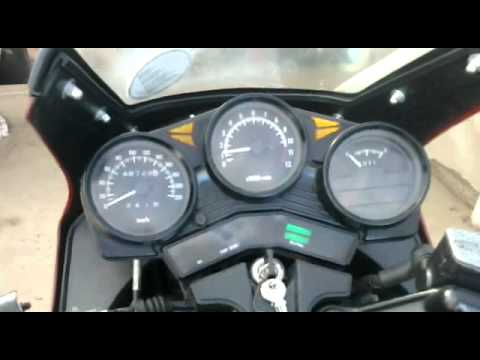 yamaha xj600 51j 1990 youtube. Black Bedroom Furniture Sets. Home Design Ideas