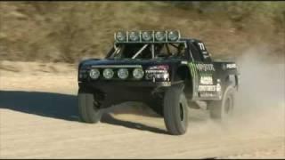 ROBBY GORDON test for BAJA1000 08