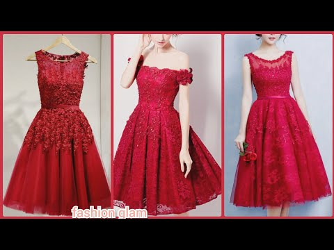 short-evening-outfits/red-short-homecoming-dress/red-prom-dress