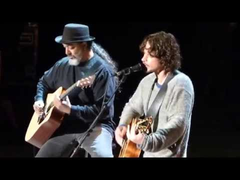 Soundgarden - Burden In My Hand - Bridge School (October 25, 2014)