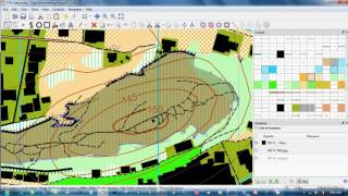 Membuat Kontur dari Global Mapper Import Open Orienteering Mapper (OOM)