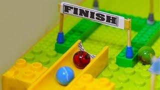 Marble Elimination Race Mini Tournament - Marble Games FUBECA Manía...