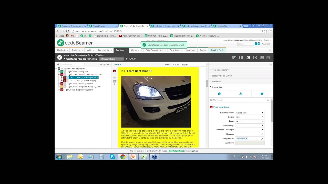 QA & Testing in Automotive Development - YouTube