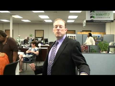 Lafayette Business and Career Solutions Center video tour