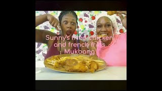 Sunnys Fried Chicken And French Fries Mukbang