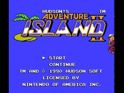 NES Longplay [598] Hudson's Adventure Island II