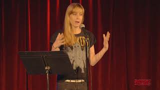 Hallie Bulleit Performs at the RISK! Live Show on 11.16.16
