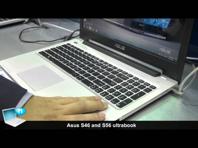 Download Drivers: ASUS S46CB Wireless Switch
