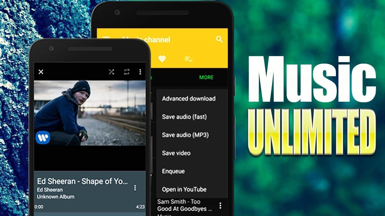 android app that downloads music from youtube