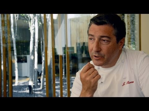 Entrevista a Joan Roca, chef de El Celler de Can Roca