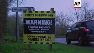 Farmer who often crosses Irish border analyses Brexit issue