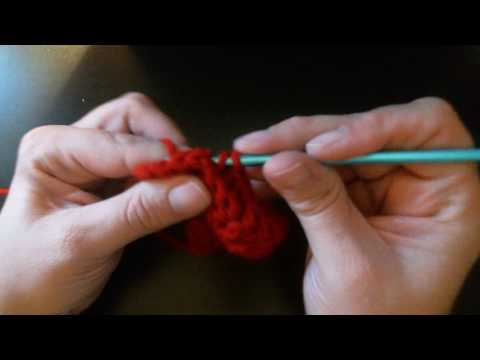 Crochet With Me: Stitches: Basket Weave Stitch US Terms