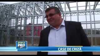 Pro TV despre Fabrica de Case pe Structura Metalica Rotarex