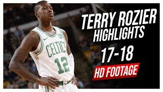 Celtics PG Terry Rozier 2017-2018 Season Highlights ᴴᴰ