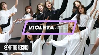 [SPECIAL VIDEO] IZ*ONE (아이즈원) - 비올레타 (Violeta) Dance Practice Close up Ver.