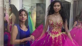 Eligiendo mi vestido de XV años !!! Part 1