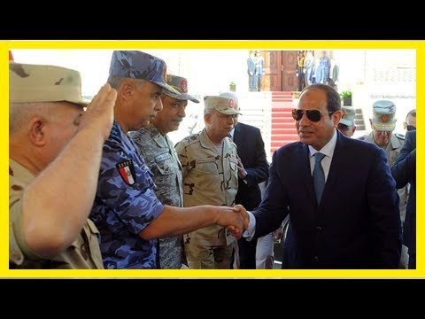 TOP NEWS - Sinai attacks: why the largest army the Arab world cannot beat isis