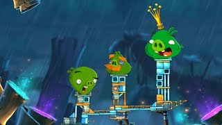 Angry Birds 2 King Pig Panic! (DAILY CHALLENGE) – 3 LEVELS Gameplay Walkthrough Part 135