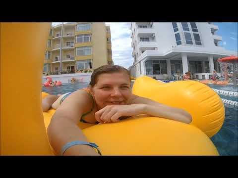 Travel video Albania, Macedonia, Durrës, Ohrid Lake, Summer 2018