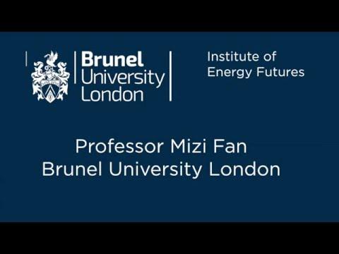 Grow2Build - Sustainable Construction Materials, (Prof. Mizi Fan)