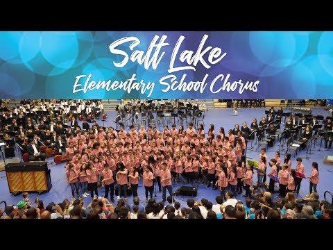Salt Lake Elementary School Chorus | 2018 Moanalua Complex Concert