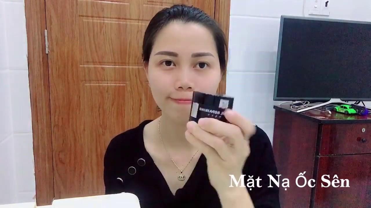 Đắp mặt nạ chăm sóc da đúng cách tại nhà cùng nạ ốc sên   Trang Nguyễn