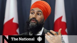 Jagmeet Singh criticized for Sikh separatist rally participation