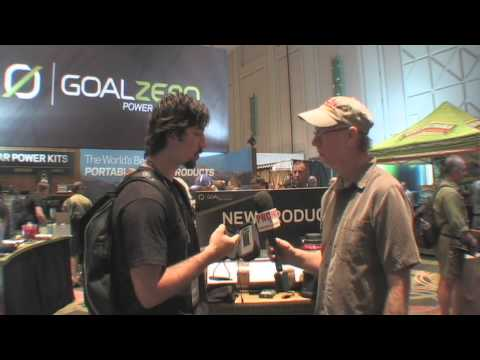 Goal Zero Solar Products And Charging Stations tool review With Billy Carmen Gadget