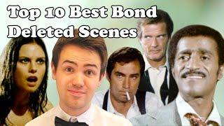 Video Top 10 Best Bond Deleted Scenes download MP3, 3GP, MP4, WEBM, AVI, FLV Juli 2018