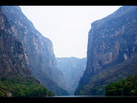 magical  canyon sumidero in san cristobal de las casas | mexico | vlog