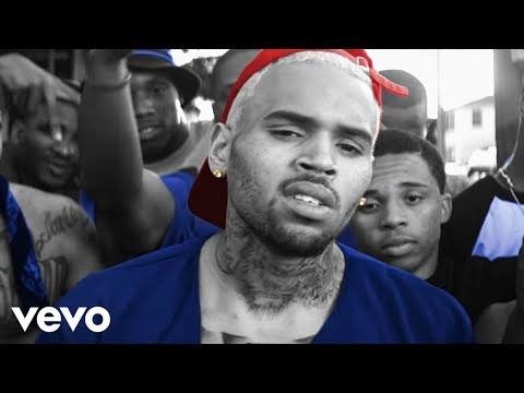 Chris Brown - Don't Think They Know (Official Music Video) ft. Aaliyah