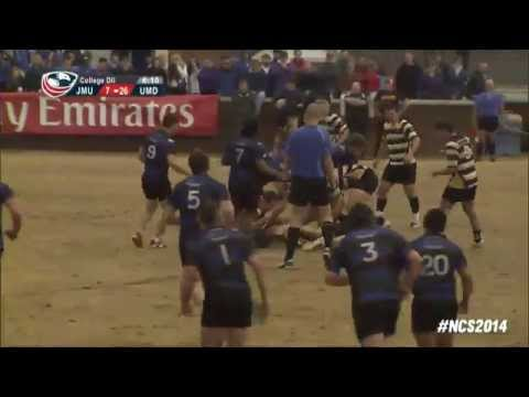 Emirates Airline USA Rugby Men's DII College National Champi