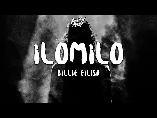 Billie Eilish - ilomilo