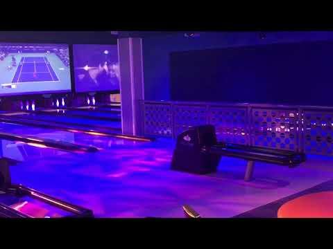 Be Media - Bowling Lanes Light Sample 2