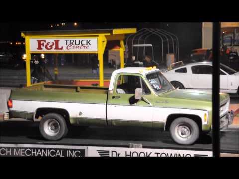 74 Chevy vs 08 GT500