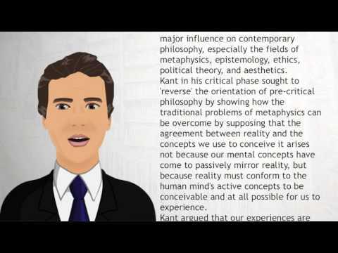 Kant - Wiki Videos