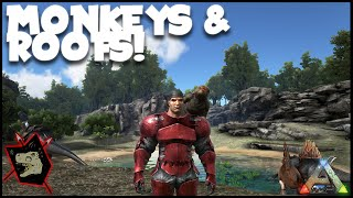 ARK Survival Evolved Gameplay #43 Patch 204! The Mesopithecus Has Arrived!