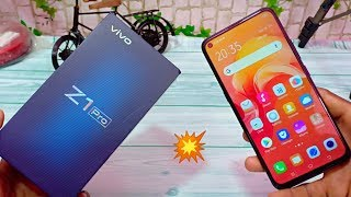 Vivo Z1 Pro Unboxing And Review |4GB+64GB| |Sonic Black|