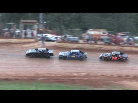 Mini Stocks | 411 Motor Speedway | 10 26 13