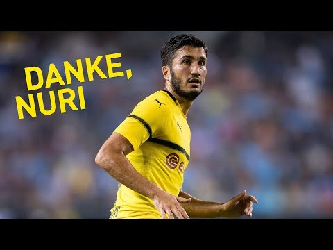 THANK YOU, NURI! | ⚫💛 | Sahin transfers to Werder Bremen