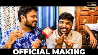 VJ Siddhu & Finally Bhaarath's Fun Video At Mr. W Movie Sets | Official Making