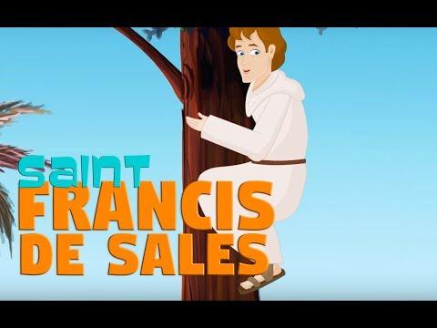 Story of Saint Francis de Sales  | English | Story of Saints For Kids