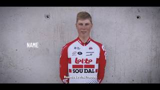 Rasmus Byriel Iversen er ny mand hos Lotto-Soudal