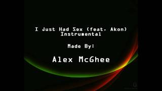 I Just Had Sex (feat. Akon) Instrumental HD