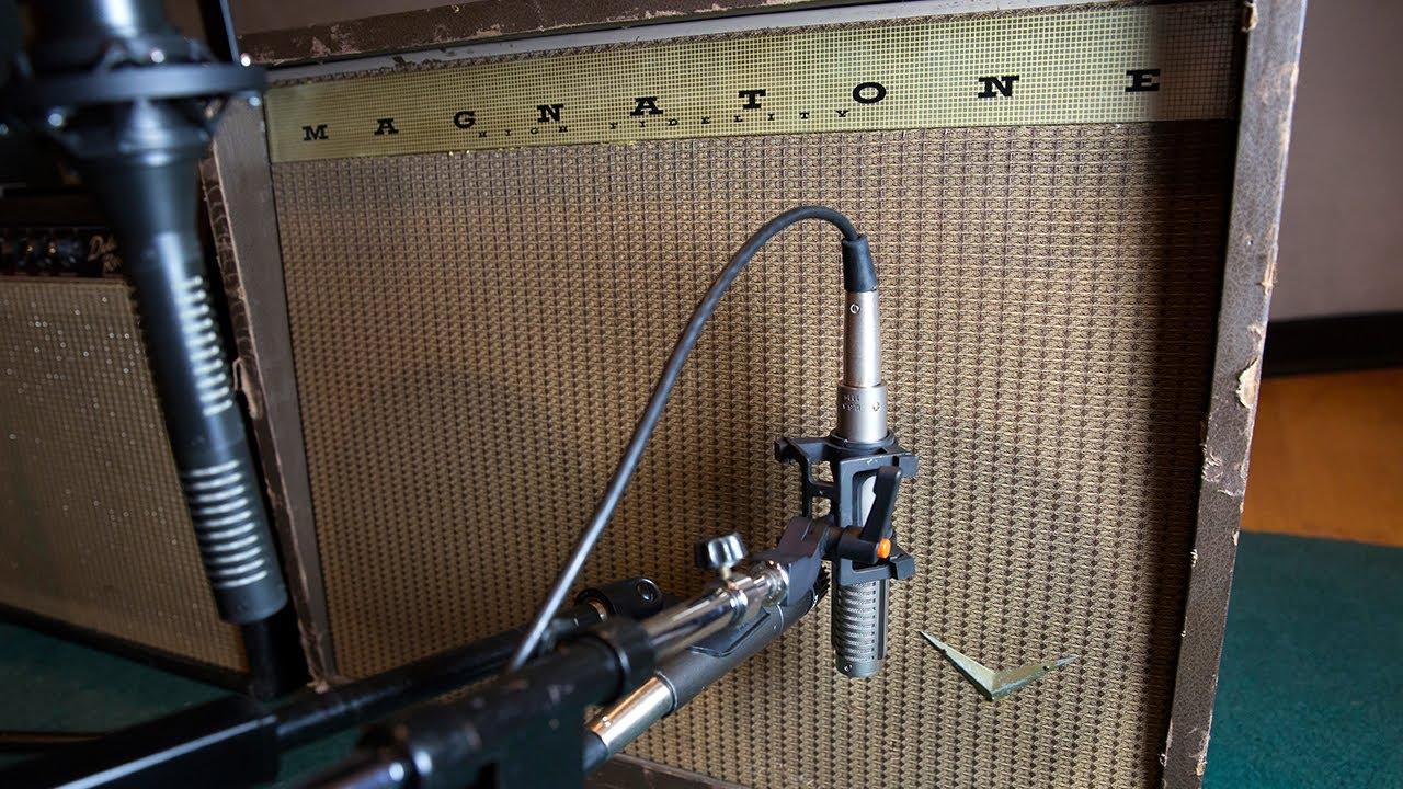 recording electric guitar session 7 magnatone combo amp ross hogarth tim pierce youtube. Black Bedroom Furniture Sets. Home Design Ideas